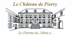 Le Chateau de Pierry Logo