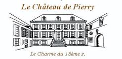 Le Chateau de Pierry Logo